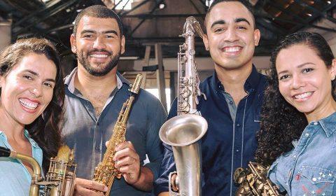 Quarteto de Saxofones Quartessência